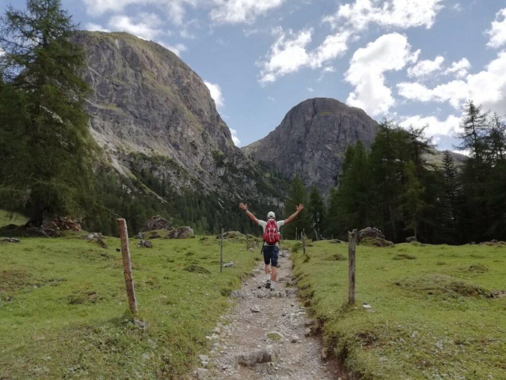 Trail Uina-Schlucht Schweiz