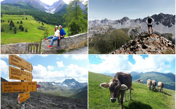 Urlaub Schweizer Berge